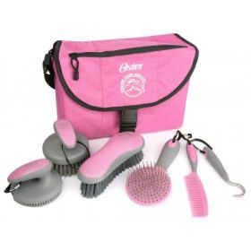 Oster 7 Piece Grooming Kit Pink