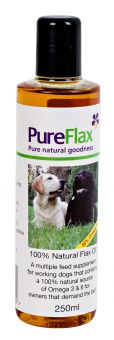 Pureflax For Dogs 250ml