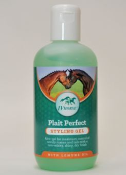 IV Horse Plait Perfect Plaiting Gel 250ml