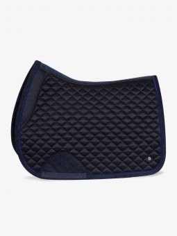 PS of Sweden Pole Jump Saddle Pad Navy