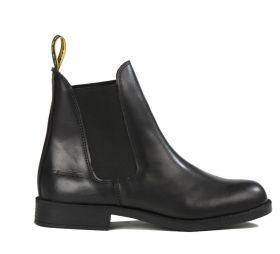 Tuffa Polo Jodhpur Boots - Black - Tuffa Boots