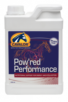 Cavalor Pow'Red Performance - 2000ml
