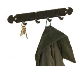 STUBBS Coat & Key Rack (S284)