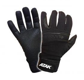 Atak Equus Equestrian Gloves Adult Black