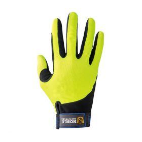 Noble Outfitters Perfect Fit Cool Mesh Glove Lime Punch