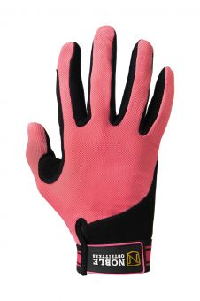 Noble Outfitters Perfect Fit Cool Mesh Glove Vivacious Pink