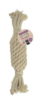Companion Natural Eco-Friends Pineapple Shaped Toy