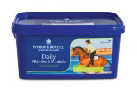 Dodson and Horrell Daily Vitamins & Minerals - 2kg