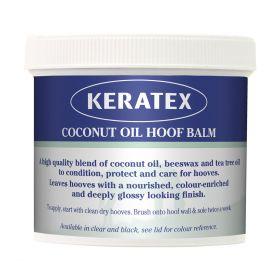 Keratex Coconut Oil Hoof Balm Black