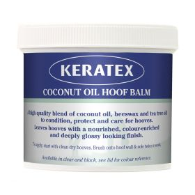 Keratex Coconut Oil Hoof Balm Clear