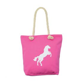 HyFASHION Amelia Tote Bag Hot Pink