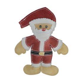 Companion Natural Eco-Friends Santa Dog Toy