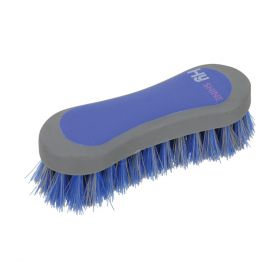 HySHINE Active Groom Face Brush Regal Blue