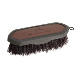 Coldstream Faux Leather Dandy Brush Brown