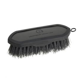 Coldstream Faux Leather Dandy Brush Charcoal
