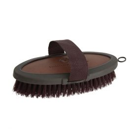 Coldstream Faux Leather Body Brush Brown