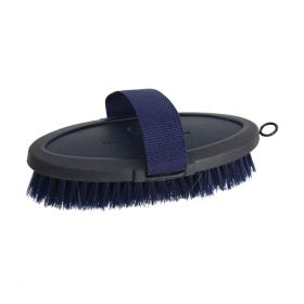 Coldstream Faux Leather Body Brush Navy