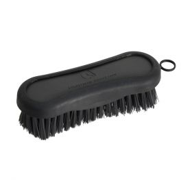 Coldstream Faux Leather Face Brush Charcoal