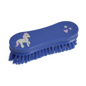 Little Rider Face Brush Blue