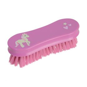 Little Rider Face Brush Pink