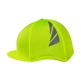 HyVIZ Reflector Hat Cover - Yellow