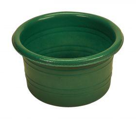 Stubbs Feed Bin/Water Butt (S44LH) Green
