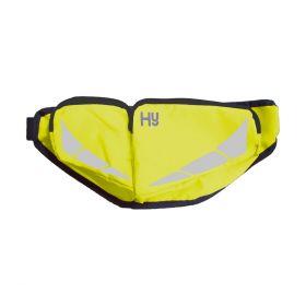 HyVIZ Reflector Bum Bag - Yellow