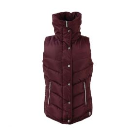 Coldstream Kimmerston Quilted Gilet - Wine