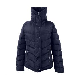 Coldstream Kimmerston Quilted Coat - Navy