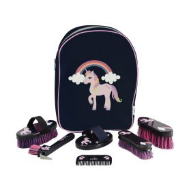 Little Unicorn Complete Grooming Kit Rucksack by Little Rider