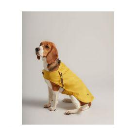 Joules Water Resistant Dog Coat - Mustard