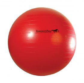 Horsemen's Pride Jolly Mega Ball - Red - 25inch