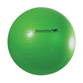Horsemen's Pride Jolly Mega Ball - Green - 40 inch