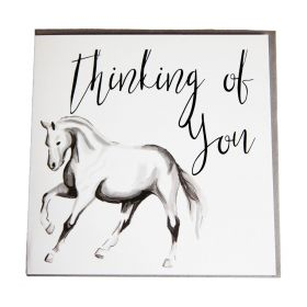 Gubblecote Beautiful Greetings Card - Thinking Of You