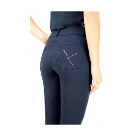 Hy Equestrian Exquisite Stirrup and Bit Collection Breeches - HY