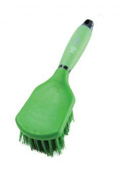 HySHINE Gel Bucket Brush Green