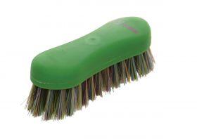 HySHINE Multi Colour Face Brush Green