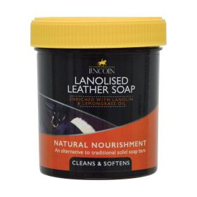 Lincoln Lanolised Leather Soap