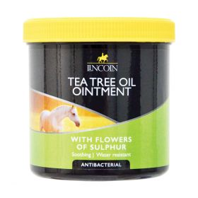 Lincoln Tea Tree Oil Ointment - 500g - Lincoln