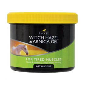 Lincoln Witch Hazel & Arnica Gel - 400g - Lincoln