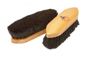 Equerry Wooden Dandy Brush - Horse Hair - Equerry
