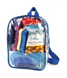 Hy Shine Treat Bag  blue