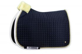 PS of Sweden PRO Collection Jump Saddlepad - Navy