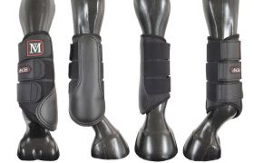 Mark Todd Pro XC Carbon Brushing Boots