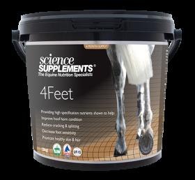 Science Supplements 4Feet - Horse Hoof Supplement