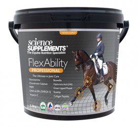 Science Supplements FlexAbility Professional - Horse Joint Supplement