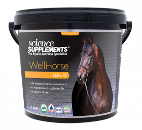 Science Supplements WellHorse Leisure 1.3kg - Horse Feed Balancer