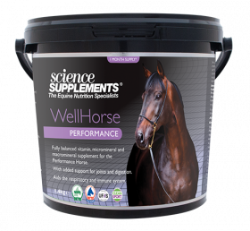 Science Supplements WellHorse Performance 1.4kg - Horse Feed Balancer