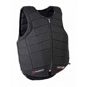 Hows Racesafe PROVent 3.0 Adult Body Protector  Black