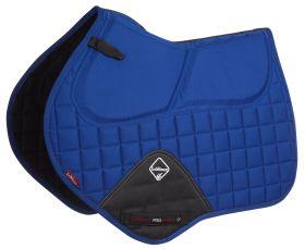 LeMieux ProSorb Plain Close Contact Saddlecloth Benetton Blue